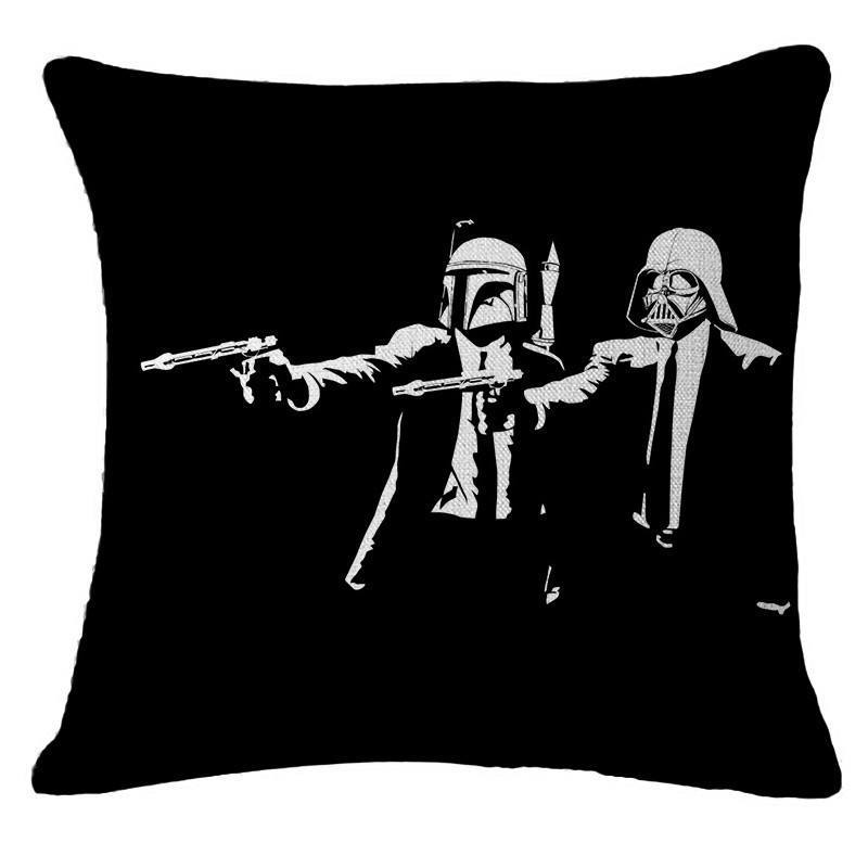 Star-Wars Power Pillow Case - The Dragon Shop - Geek Culture