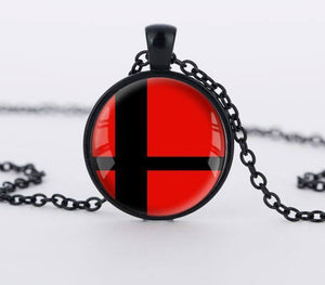 SUPER SMASH Steel Necklace - The Dragon Shop