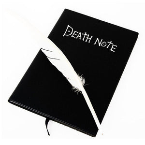 The Death Note - The Dragon Shop - Geek Culture
