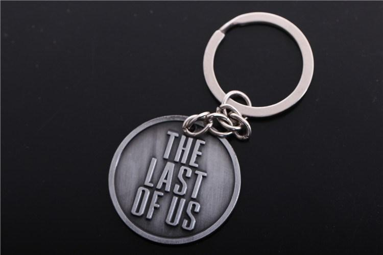The Last of Us Steel KeyChain - The Dragon Shop - Geek Culture