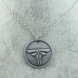 The Last Of Us Steel Necklace