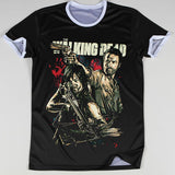 The Walking Dead Fight The Dead T-Shirt - The Dragon Shop - Geek Culture