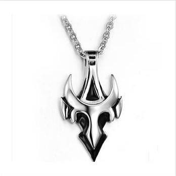 WoW Titanium Necklace - The Dragon Shop - Geek Culture