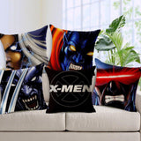 X-Men Portrait Pillow Case - StyleOkYes