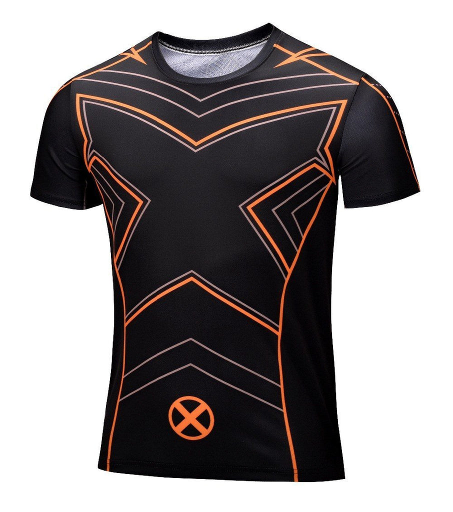 X-Men Training Shirt - The Dragon Shop - Geek Culture