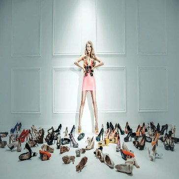 Confessions of a Shoe-aholic
