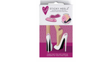 SMALL PACK OF STICKY HEELZ ANIT-SLIP HEEL GRIPS (4 pieces)