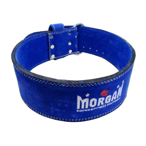 Morgan Suede Leather Power Belt