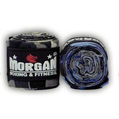Morgan Camo Hand Wraps