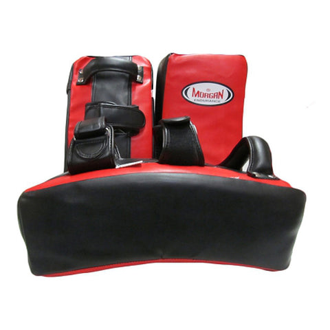 Morgan Endurance Curved Thai Pads