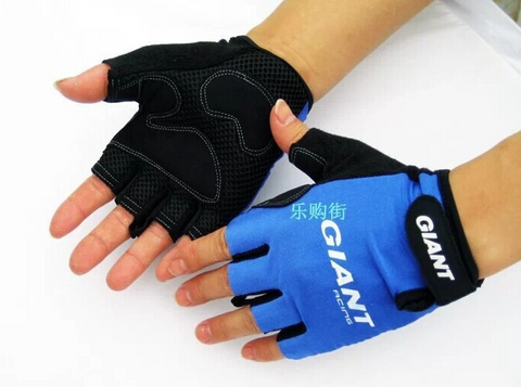 GIANT Bike GEL Gloves Guantes Ciclismo Luva Gloves