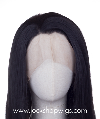 Tips For Making A Synthetic Lacefront Wig More Realistic Lockshop Wigs