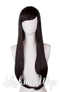 Natural Straight Black - PRE ORDER