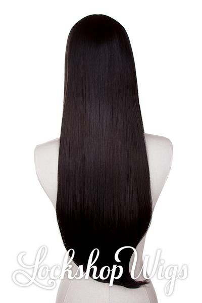 Natural Straight Black