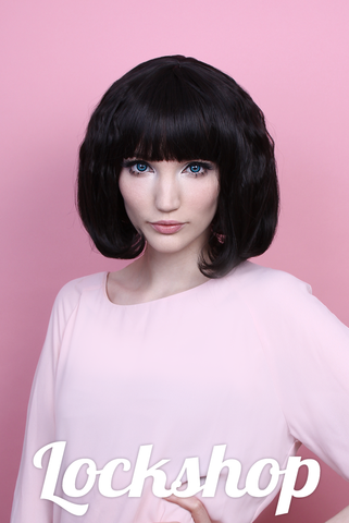 Romantic Bob Natural Black