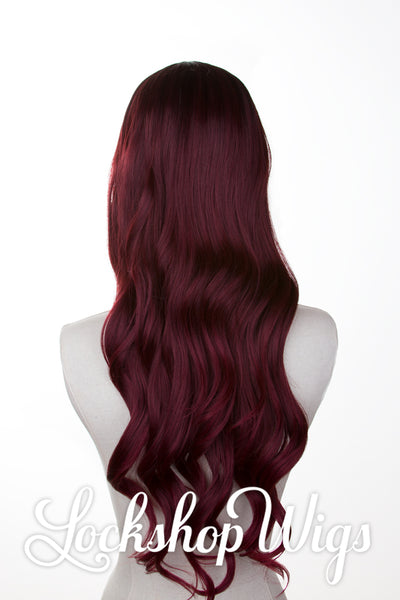 Mermaid Blood Red