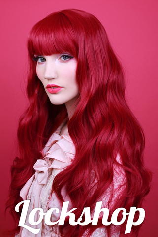 Mermaid Cherry Pink