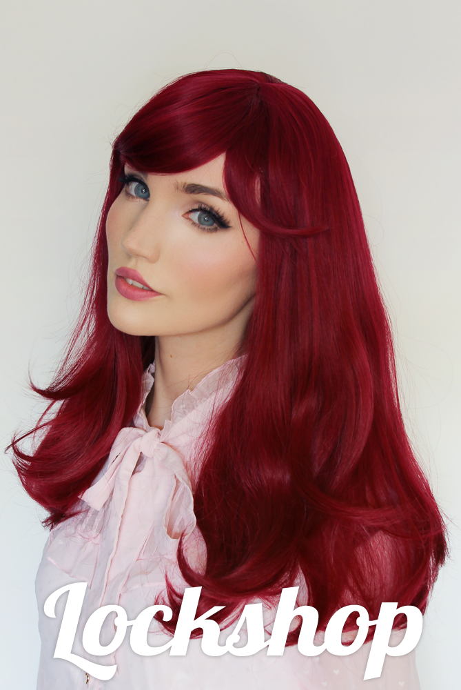 Soft Waves Cherry Pink