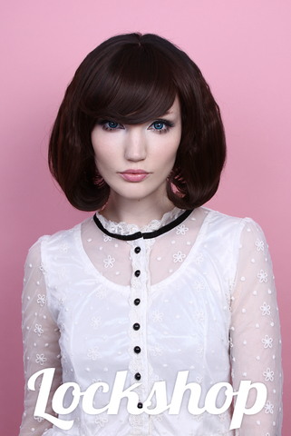Romantic Bob Dark Brown