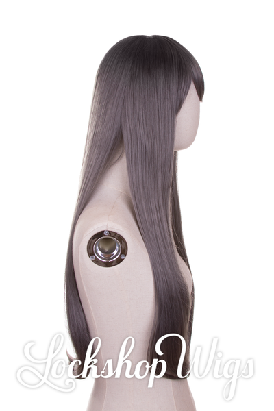 Natural Straight Gunmetal