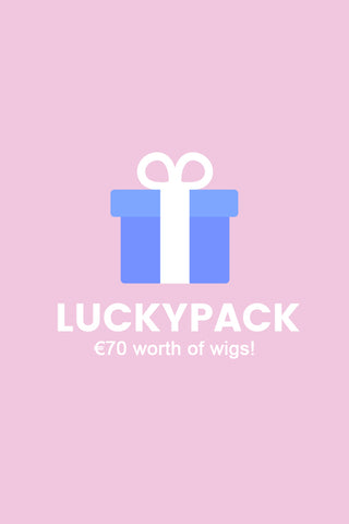 Luckypack - €70+ worth of wigs!