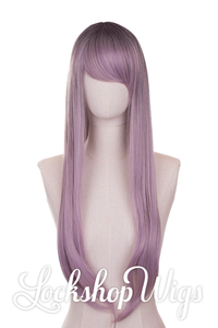 Natural Straight Milky Lavender