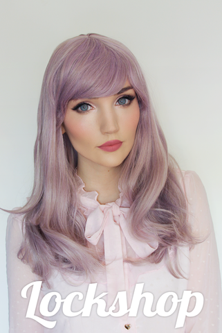 Soft Waves Milky Lavender