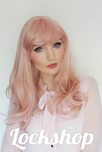 Soft Waves Milky Pink
