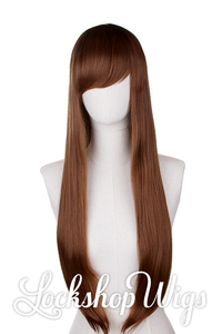 Natural Straight Royal Brown