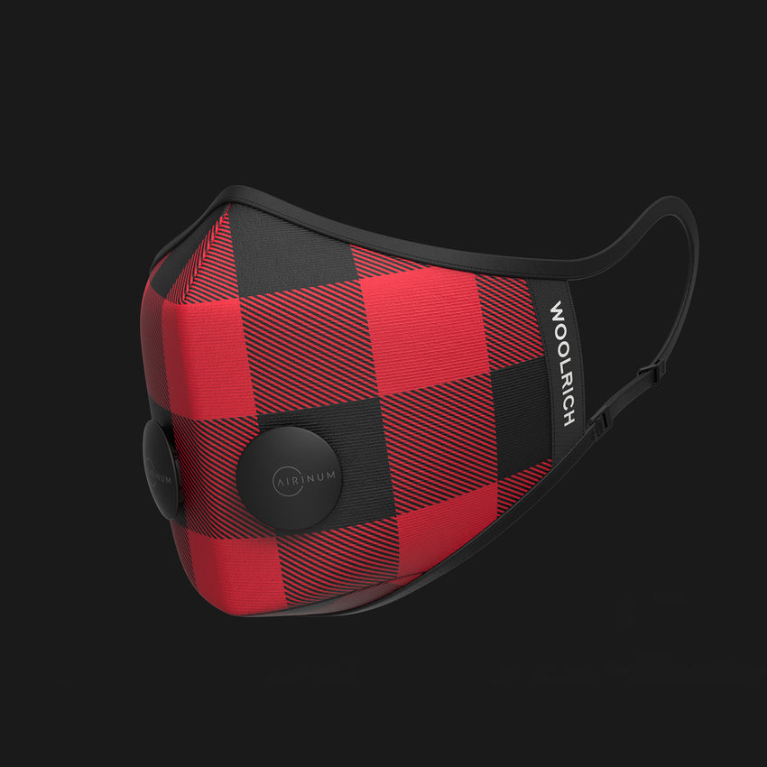 Woolrich - Buffalo Red & Black