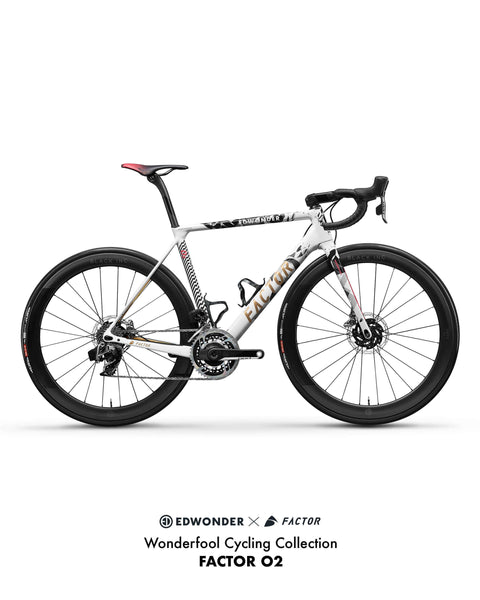 EdWonder X Factor | Wonderfool O2 Frame [LIMITED EDITION]
