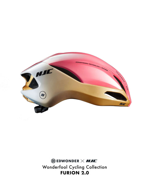 EdWonder X HJC | Wonderfool Helmet Furion 2.0 [LIMITED EDITION]