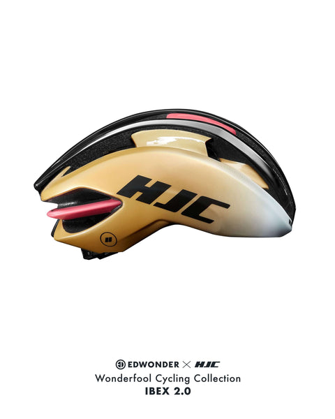 EdWonder X HJC | Wonderfool Helmet IBEX 2.0 [LIMITED EDITION]