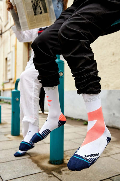 EdWonder X Stance [Explore Run]