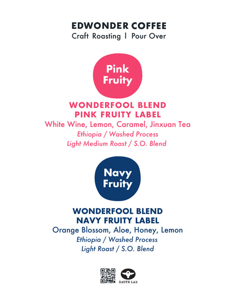 Wonderfool Blend Coffee_Gift Box_Assortment