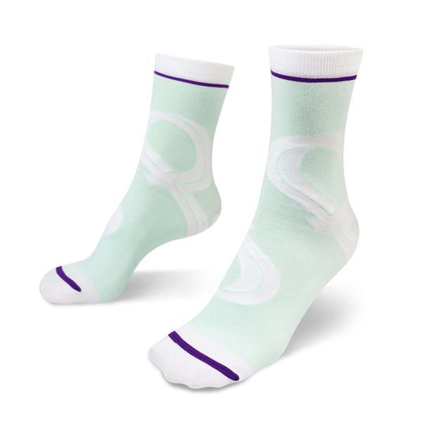 Perspective Mix-&-Match Dare Socks