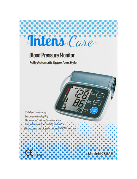 IntensCare Blood Pressure Monitor Auto Arm