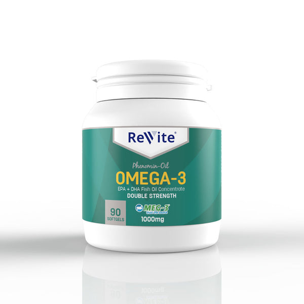 Omega-3 EPA/DHA 1000mg Softgels  (90's)