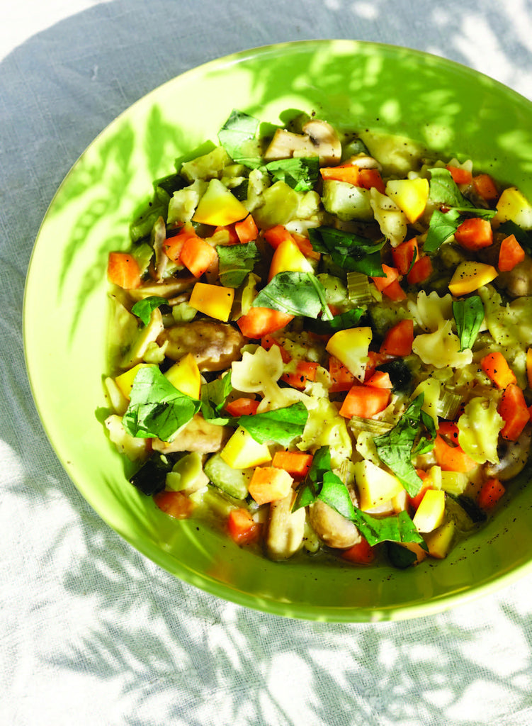 Cuisine Solaire Minestrone Aux Feves Fraiches Solar Brother