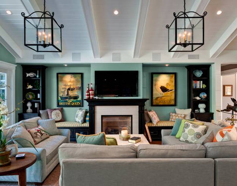 Top Mistakes to Avoid when Arranging Furniture