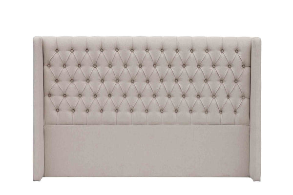 Button Wing Headboard