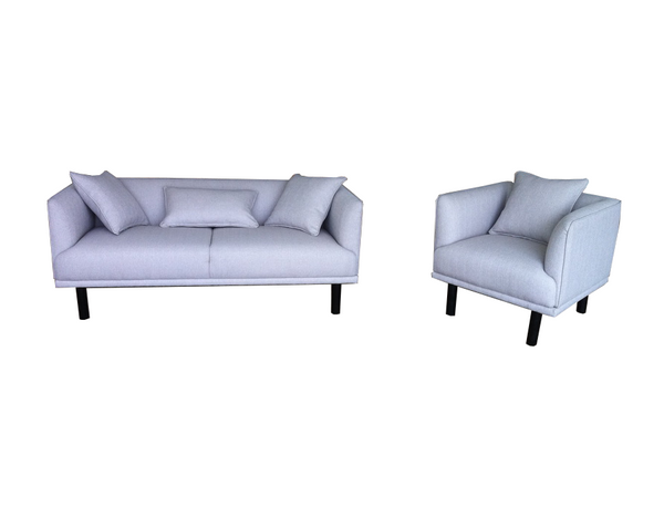 Milan Sofa and Chair Set