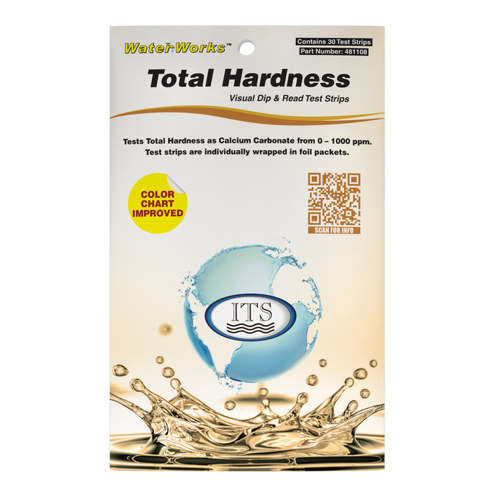 WaterWorks™ Total Hardness (Pocket-Pack)