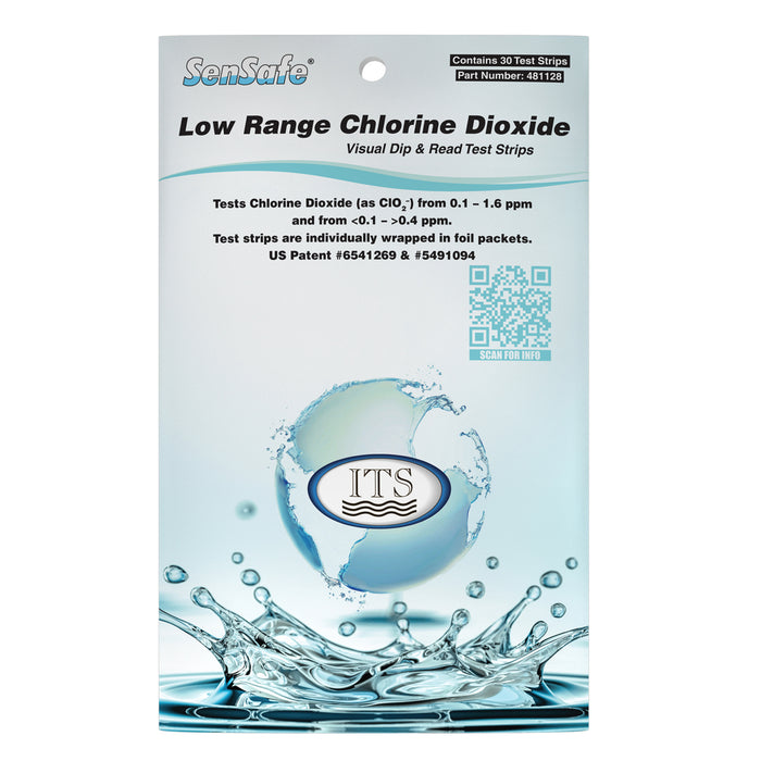 WaterWorks™ Chlorine Dioxide Low Range (Eco-Pack)