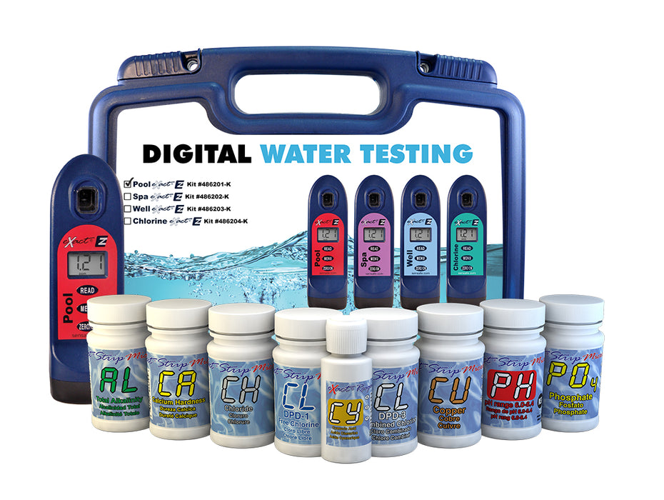 Pool eXact® EZ Master Kit