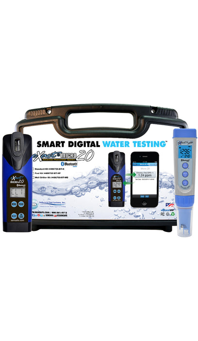 eXact® Micro 20 Photometer Well Driller Professional Kit