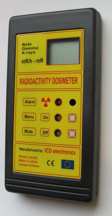 Radiation Dosimeter RD01