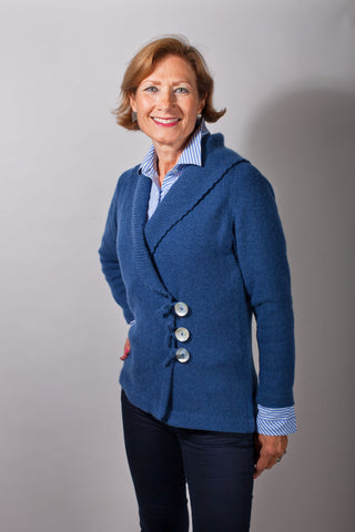 De Havilland Raglan Wrap Jacket