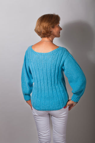 Charisse Cabled Sweater