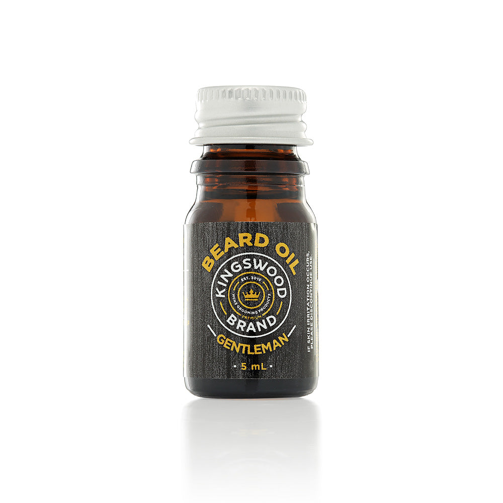 GENTLEMAN BEARD OIL